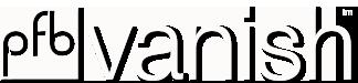 PFB Vanish Logo