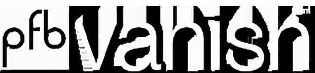 PFB Vanish Retina Logo